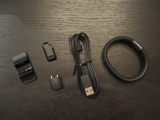 nike fuelband parts