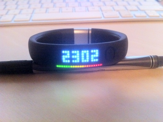 nike fuelband build